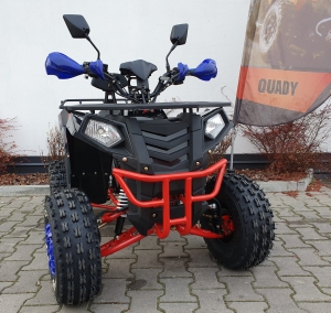 Quad ATV 125 Apollo  COMMANDER  czerwony