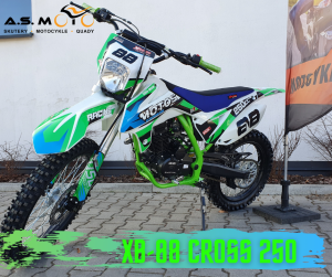 Cross X-MOTOS XB-88 poj. 250 SKYDIVE e-start